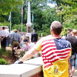 Guilford County Veterans Memorial - Memorial Day 2010