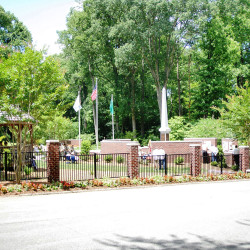 Guilford County Veterans Memorial - Memorial Day 2010