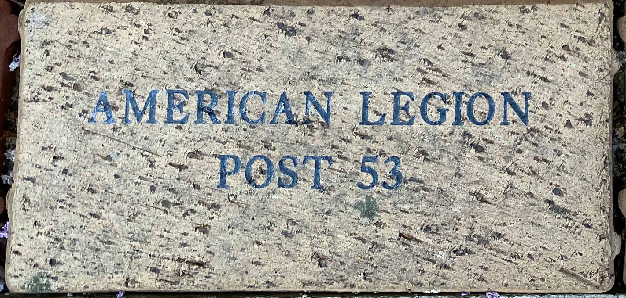 AMERICAN LEGION POST 53