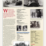 Info Panel: World War I