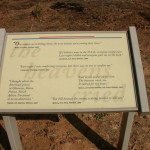 Guilford County Veterans Memorial Quote Panel
