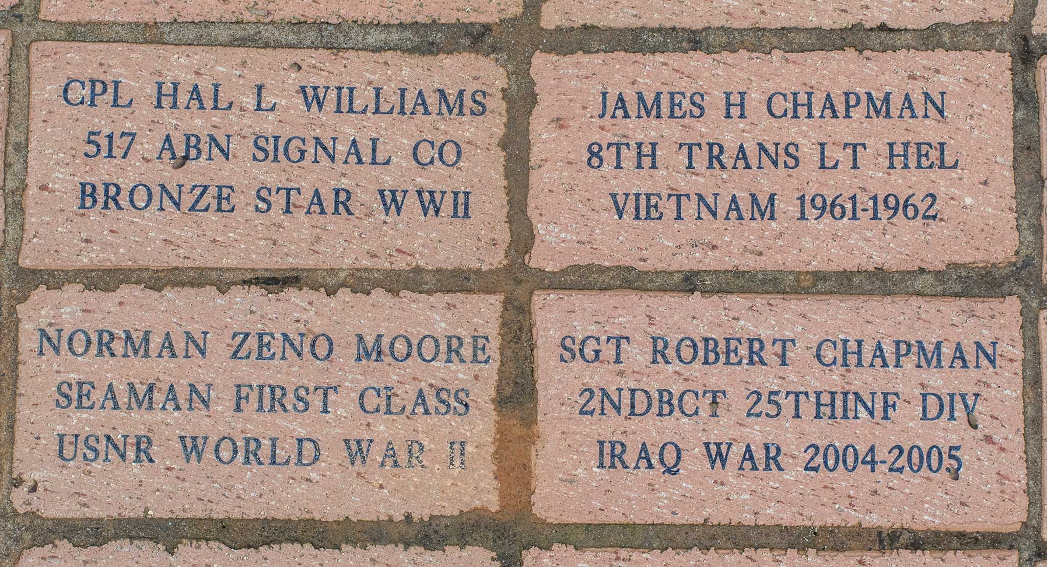 CPL HAL L WILLIAMS 517 ABN SIGNAL CO BRONZE STAR WWII