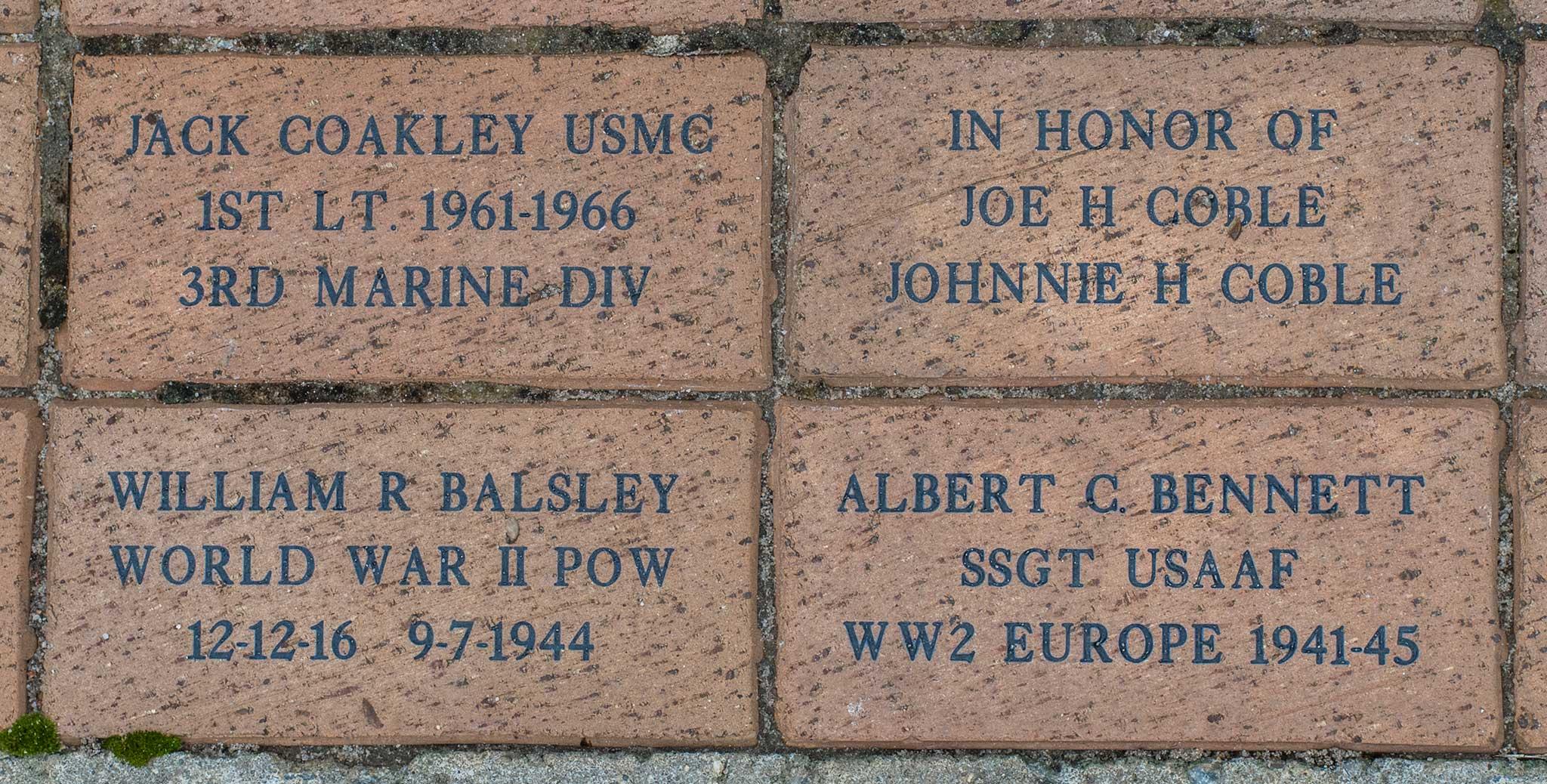 JACK COAKLEY USMC 1ST LT. 1961-1966 3RD MARINE DIV