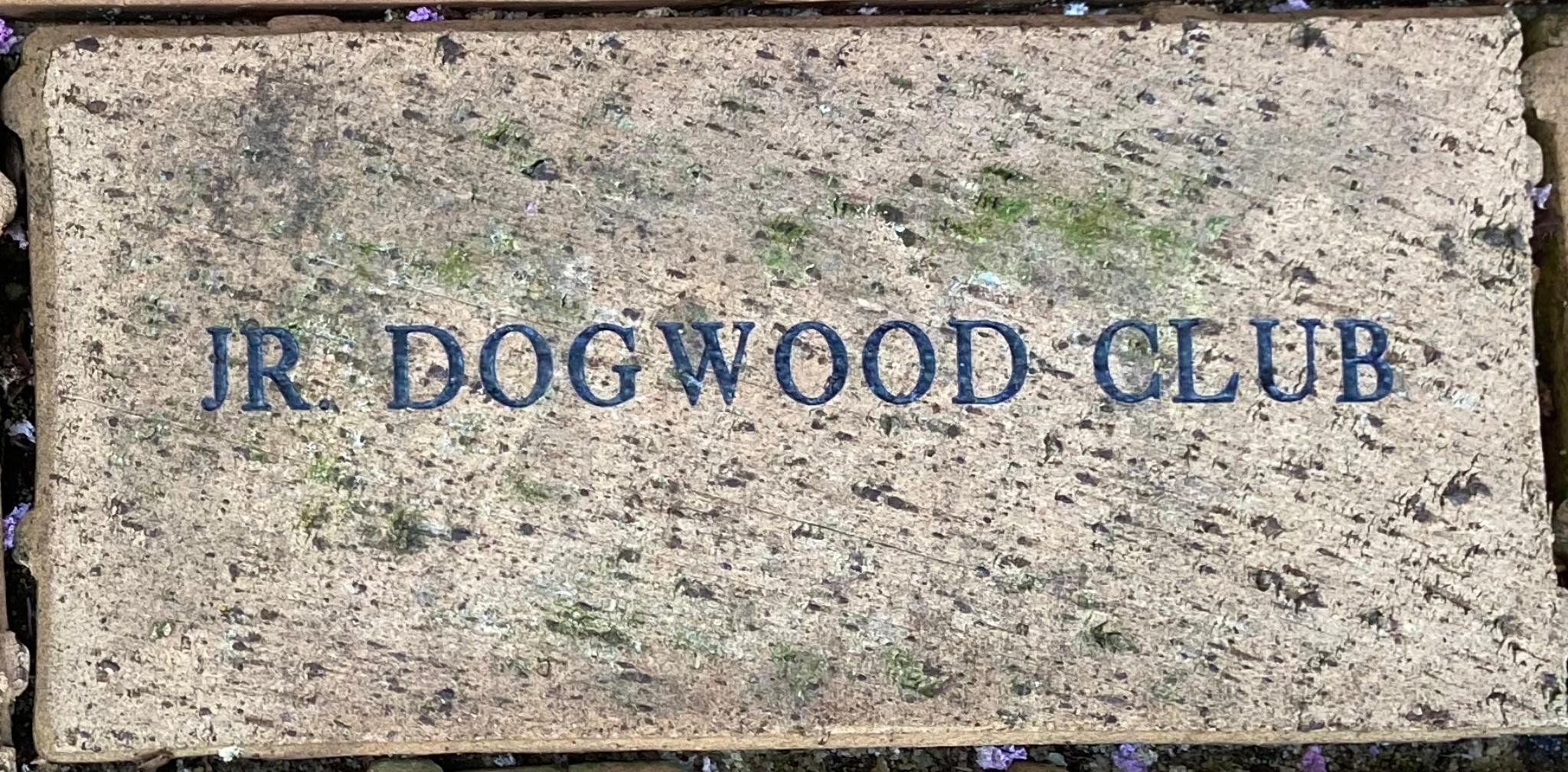 JR. DOGWOOD CLUB