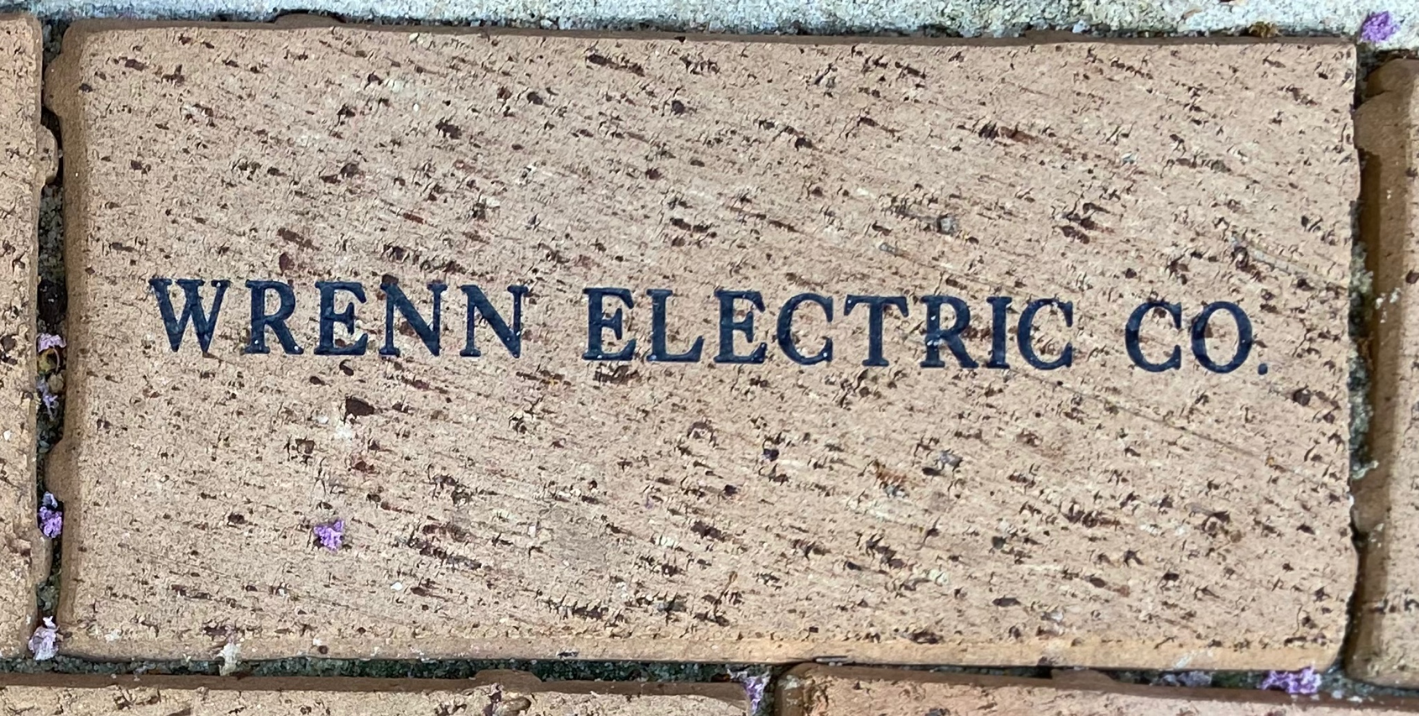 WRENN ELECTRIC CO.