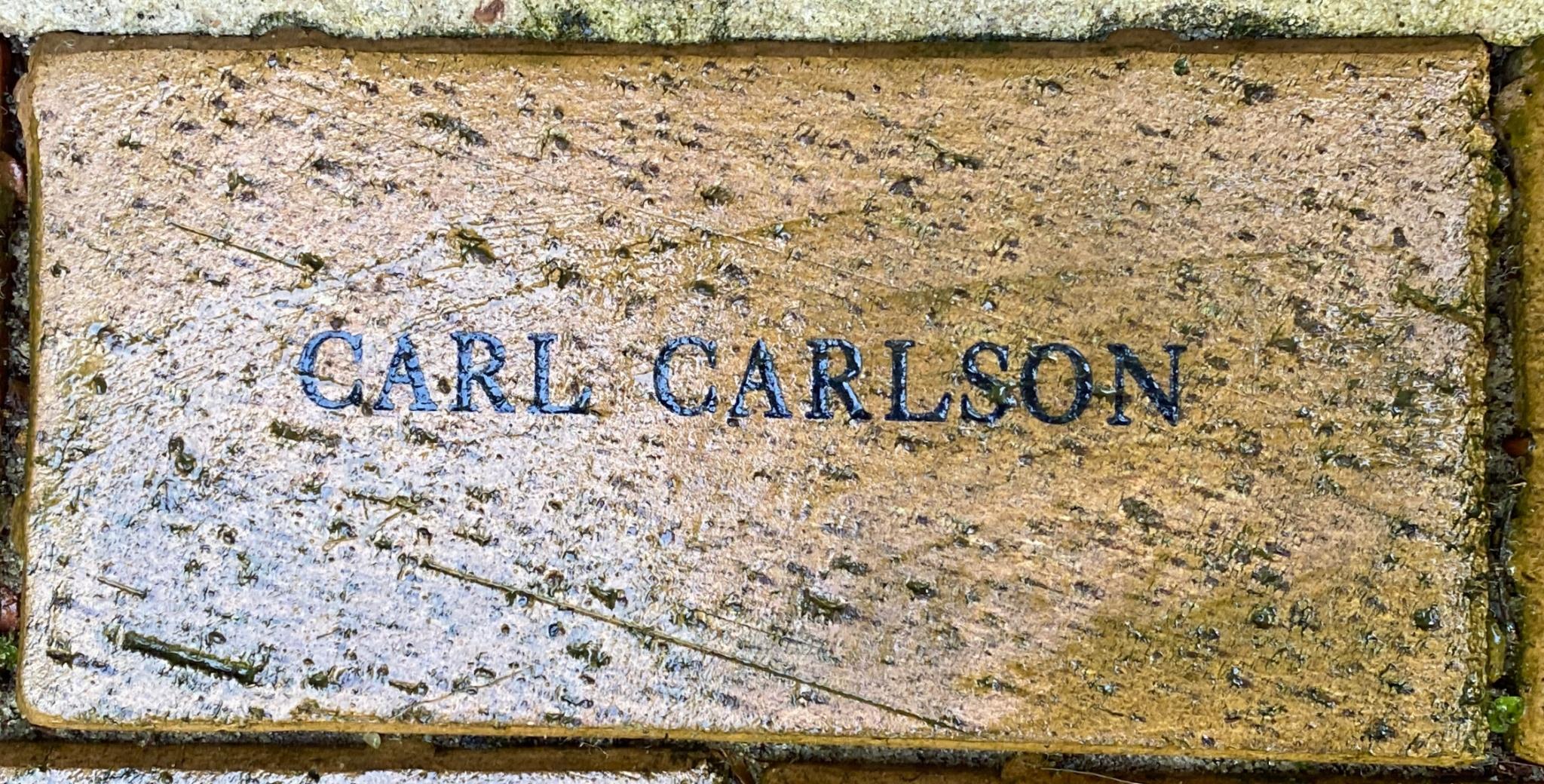 CARL CARLSON