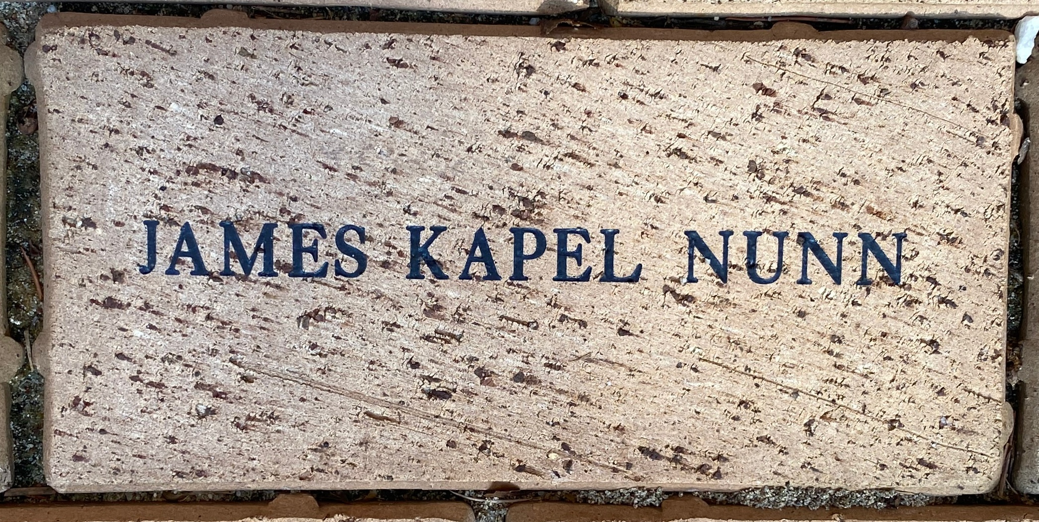 JAMES KAPEL NUNN