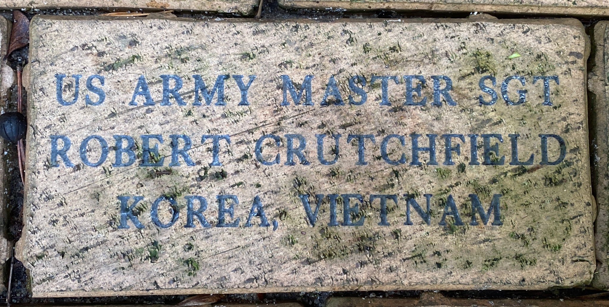 US ARMY MASTER SGT ROBERT CRUTCHFIELD KOREA, VIETNAM