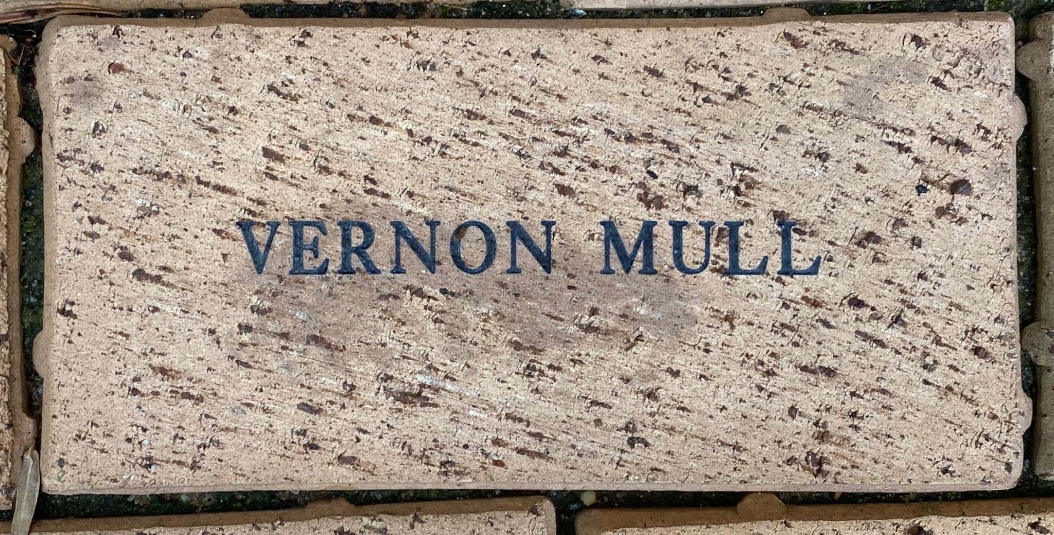 VERNON MULL